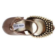 Steve Madden shoes, I really want one.