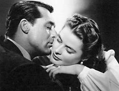 Old Hollywood Romance: Great Romances of the 1940s ... Notorious (1946) Alicia: Say it again, it keeps me awake. Devlin: I love you.