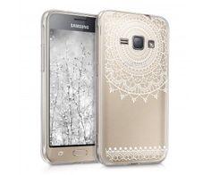 Coque Samsung Galaxy J1 2016 design dentelle
