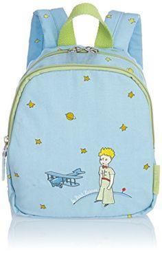 Cartable pour enfant Le Petit Prince de Saint Exupery.