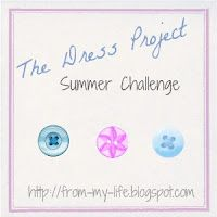 Bits and Pieces From My Life: The Dress Project {Summer Challenge!}