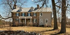 Step Inside This 18th-Century Stone Farmhouse