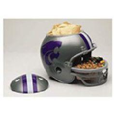 Wincraft Kansas State Wildcats Snack Helmet