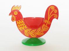 ••●✿ Eierbecher Huhn ✿●•• von traumtänzerlein auf DaWanda.com