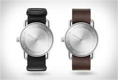 52f0d6292aa RELÓGIO MINIMALISTA TID NO2 WATCH A marca de relógios Estocolmo lançou o  elegante relógio de aço encaixotado No.2 watch.