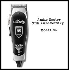 Andis Master Anniversary Model ML Andis Clippers, Anniversary, Personal Care, Model, Self Care, Personal Hygiene, Scale Model, Models