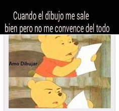 Read from the story Memes Para Dibujantes by cutiesoft__ (putazos. Funny Spanish Memes, Spanish Humor, Funny Jokes, Book Memes, Art Memes, Mundo Meme, Funny Photos, Funny Images, Geek Stuff