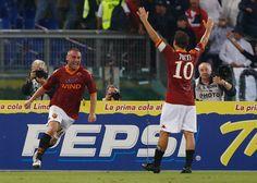 Francesco Totti & Daniele De Rossi