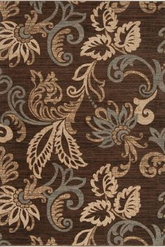 Reeves Area Rug - Synthetic Rugs - Area Rugs - Rugs | HomeDecorators.com