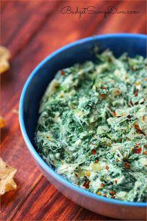 Easy Spinach Dip Recipe