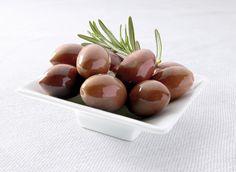 Aceitunas moradas