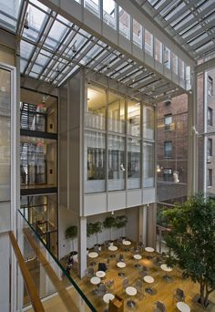 RPBW Renzo Piano Building Workshop | Morgan Library renovation and expansion (New York)