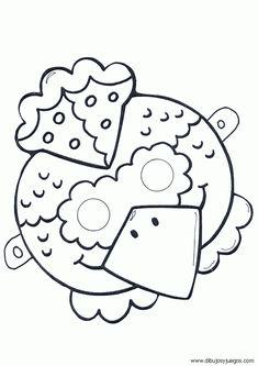 mascaras-recortables-animales-022   Dibujos y juegos, para pintar y colorear