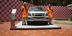 Isuzu launches D-Max at Rs 5.99 lakh