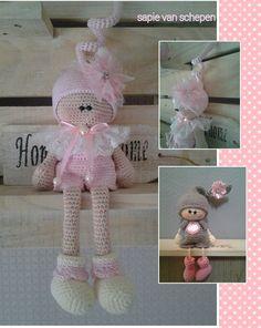 popje rechts onder uit vergroot naar een grote pop ♡ lovely doll