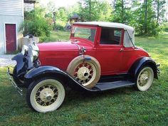 1931 Ford Cabriolet