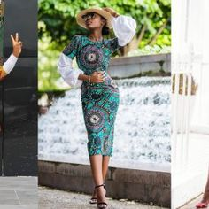 If you are a style lover and you appreciate African fashion then you would appreciate these Ankara styles. There's an incredible array