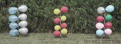 God, Gals, Guns, Grub: Five-Bucks: Balloon Dueling Tree.