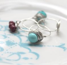 DIY Wire Wrapped Ring | Whimseybox