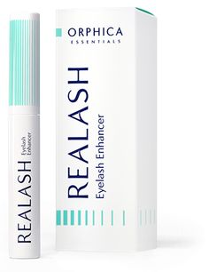Wimpernserum REALASH garantiert lange, volle und starke Wimpern. Es wurde dermatologisch und augenärztlich getestet. Von den Bloggerinnen empfohlen.