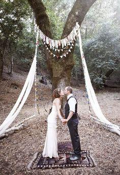 #festivalwedding ideas http://www.redsevenleisure.co.uk/blog/2014/06/15-ways-to-give-your-festival-wedding-ideas-some-welly/