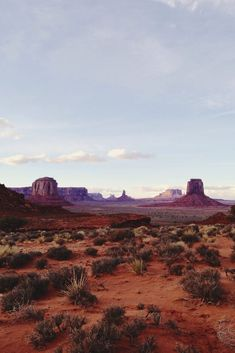monument valley, utah. // #DesertLandscape