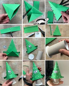 Christmas Paper Crafts, Easy Paper Crafts, Christmas Projects, Fall Crafts, Diy And Crafts, Christmas In July, Winter Christmas, Kids Christmas, Daycare Crafts