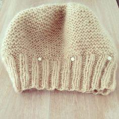 photo 4 Knit Crochet, Crochet Hats, Bonnet Crochet, Photo Pattern, Owl Hat, Beret, Yarn Crafts, Knitted Hats, Needlework
