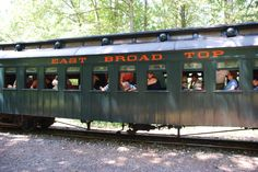 East Broad Top Railroad  Huntingdon County, PA.