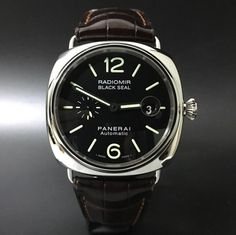 Panerai Pam 287 Radiomir Black Seal. #watchmania #wristwatch #watchoftheday #timepiece #secondhand #instawatch #secondoriginalwatch #jamtanganseken #preownedwatch #luxurywatch #watchaholic #indonesiawatchexchange http://ift.tt/2vPcVvX