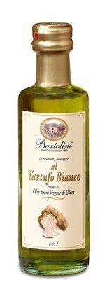 Virgin Olive Oil with White Truffle 100ml. Bartolini
