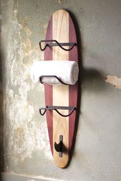 surfboard towel rack $129.00