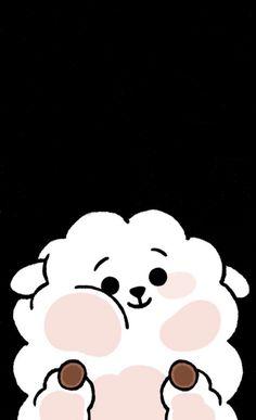 𝑤ℎ𝑜𝑠 𝑦𝑜𝑢𝑟 𝑏𝑖𝑎𝑠 𝑖𝑛 𝑏𝑡𝑠~<br> Bts Chibi, Bear Wallpaper, Disney Wallpaper, Cute Cartoon Wallpapers, Pretty Wallpapers, Bts Backgrounds, Bts Drawings, Bts Lockscreen, Aesthetic Iphone Wallpaper