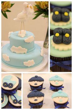 Baby Shower, Cake, Desserts, Blog, Joy, Babyshower, Tailgate Desserts, Deserts, Kuchen