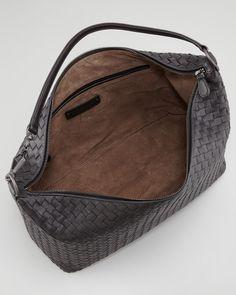 67c11ce78c Bottega Veneta Woven Leather Shoulder Bag