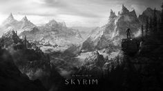 The Elder Scrolls: Skyrim is one of the most successful first person RPG from Bethesda Softworks. Elder Scrolls V Skyrim, The Elder Scrolls, Gaia, Dragonborn Skyrim, Skyrim Map, Skyrim Dragon, Statues, Skyrim Wallpaper, Fantasy Art