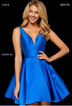 a4ec1d5e28ad Shop the largest selection of Sherri Hill Prom Dresses in Tampa Bay Sherri  Hill 52179 Nikki's offers the largest selection of Prom Bridal & Pageant  Dresses ...