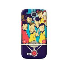 Star Trek Samsung Galaxy S4 Case from Cyankart