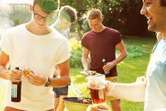 The Gentleman's Guide to Alcohol for Every Summer Occasion | eHow Extras