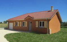 Réalisation Maisons Punch #maison #plainpied #mezzo #isere #maisonspunch #construction