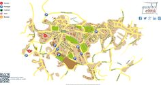 Valdobbiadene mappa per Quadro Città