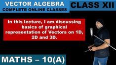 #Vectors #VectorAlgebra #Class12Maths #NCERTSolutions #AshishKumar #BasicsOfVectors #Education #Mathematics Class 12 Maths, Home Learning, Algebra, Self Development, Mathematics, Meant To Be, Homeschool, Student, Reading