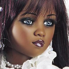 Yasmin Jan McLean Collectible Dolls