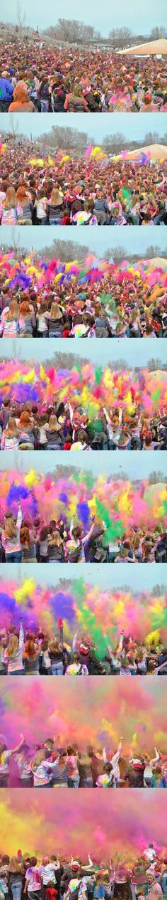 festival of colors utah sequence