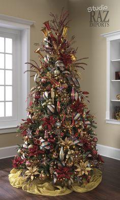 2012 christmas tree mon beau sapin christmas inspiration christmas time christmas crafts - Raz Christmas Decorations 2012