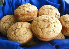 WOW! Get this...a very low-fat muffin recipe that actually tastes great!! After failing at many attempts to create a really tasty, low-fat muffin, I came across this recipe, and it is really good...great for dieters!