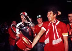 ♠ The History of Liverpool FC in pictures - 1977 European Cup final between Liverpool and Borussia  Mönchengladbach #LFC #History #Legends