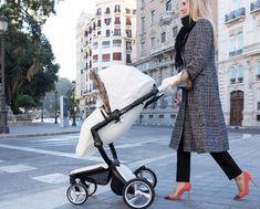 Steel De Show Met Deze Mima Xari Flair Snow White Kinderwagen. #kinderwagen  #baby