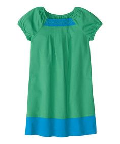 Take a look at this Sprout Bright Away Dress - Infant, Toddler & Girls by Hanna Andersson on #zulily today!