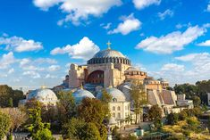 Hagia Sophia History - the Church of Holy Wisdom Byzantine Architecture, Architecture Details, Historic Architecture, Fall Of Constantinople, Syrian Christians, Hagia Sophia, Orthodox Christianity, Cathedral Church, Light Of The World